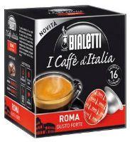 128 Capsule in alluminio Mokespresso ROMA