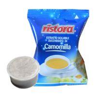 25 Cialde Camomilla Ristora compatibili lavazza POINT