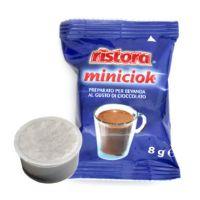 25 Cialde bevanda al Cioccolato Ristora compatibili lavazza POINT
