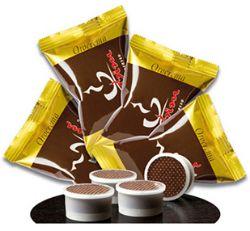 Picture of 100 Cialde caffè Covim Orocrema Monodose compatibile Espresso Point