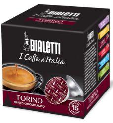 Picture of 128 Capsule in alluminio Mokespresso Torino