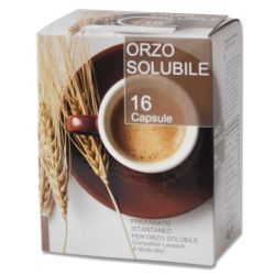 Picture of 128 capsule orzo compatibile Lavazza a Modo Mio