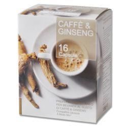 Picture of 128 capsule caffè al ginseng compatibile Lavazza a Modo Mio
