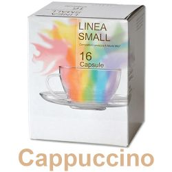 Picture of 128 capsule Cappuccino compatibile Lavazza a Modo Mio