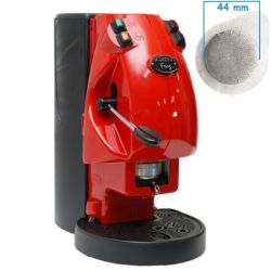 Picture of Macchina caffè Frog Rossa per cialde filtrocarta 44mm ESE