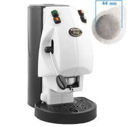 Picture of Macchina caffè Frog Bianca per cialde filtrocarta 44mm ESE