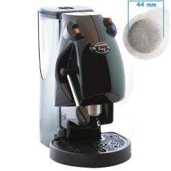 Picture of Macchina caffè Frog Nera per cialde filtrocarta 44mm ESE