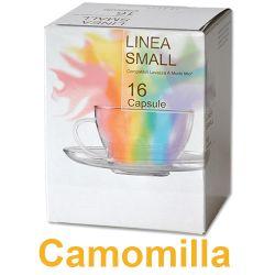 Picture of 128 capsule Camomilla compatibile Lavazza a Modo Mio