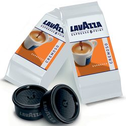 Picture of Lavazza Cremoso Espresso Point 100 cialde