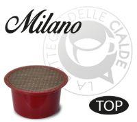 50 Capsule caffè MILANO compatibile macchine Lavazza BLUE e Lavazza In Black