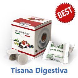 Picture of 10 capsule Tisana Digestiva Best compatibile Nespresso