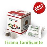 10 capsule Tisana Tonificante Best compatibile Nespresso