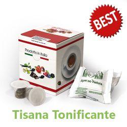 Picture of 10 capsule Tisana Tonificante Best compatibile Nespresso