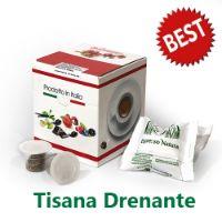 10 capsule Tisana Drenante Best compatibile Nespresso