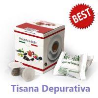10 capsule Depurativa Best compatibile Nespresso