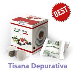 Picture of 10 capsule Depurativa Best compatibile Nespresso