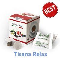 10 capsule Tisana Relax Best compatibile Nespresso