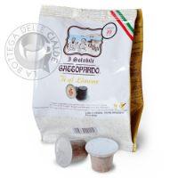 80 capsule Tè al Limone Gattopardo compatibile Nespresso Toda
