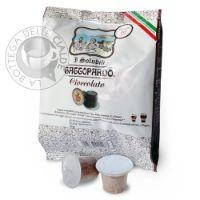 80 capsule Cioccolato Gattopardo compatibile Nespresso Toda