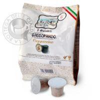80 capsule Cappuccino Gattopardo compatibile Nespresso Toda