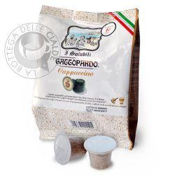 Picture of 80 capsule Cappuccino Gattopardo compatibile Nespresso Toda