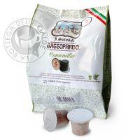 80 capsule Camomilla Gattopardo compatibile Nespresso Toda