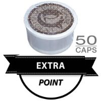50 Cialde caffè  EXTRA Monodose compatibile Lavazza Point