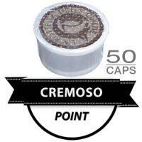 50 Cialde caffè CREMOSO Monodose compatibile lavazza Point
