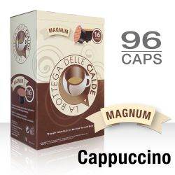 Picture of 96 Capsule CAPPUCCINO Monodose compatibile Nescafè Dolce Gusto