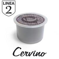50 capsule Caffè Cervino Linea 2 compatibile Fior Fiore Coop e Aroma Vero