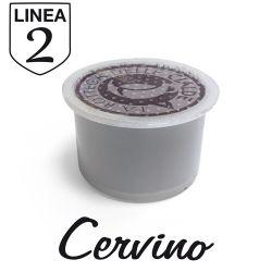 Picture of 50 capsule Caffè Cervino Linea 2 compatibile Fior Fiore Coop e Aroma Vero