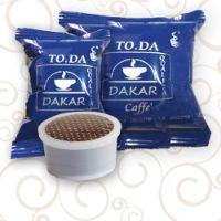 100 Cialde caffè Toda Dakar Monodose compatibile Espresso Point