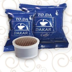 Picture of 100 Cialde caffè Toda Dakar Monodose compatibile Espresso Point