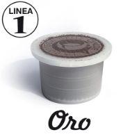50 capsule Caffè ORO Linea 1 compatibile UNO System