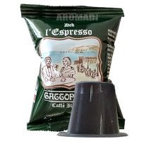 100 Cialde caffè Toda DEC compatibile Nespresso