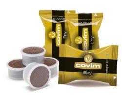 Picture of 50 Capsule caffè Covim Epy miscela Goldarabica compatibile Espresso Point