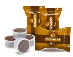 Picture of 100 Capsule caffè Covim Epy miscela Oro Crema compatibile Espresso Point