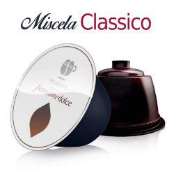 Picture of 96 Capsule caffè Lollo miscela Classico compatibile Dolce Gusto