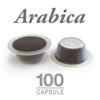 100 Capsule compatibili Bialetti miscela Arabica