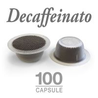 100 Capsule compatibili Bialetti miscela Decaffeinato