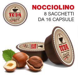 Picture of 128 Capsule NOCCIOLINO Toda il Mio Gattopardo compatibili A Modo Mio