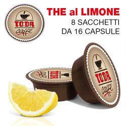 Picture of 128 Capsule THE al LIMONE Toda il Mio Gattopardo compatibili A Modo Mio
