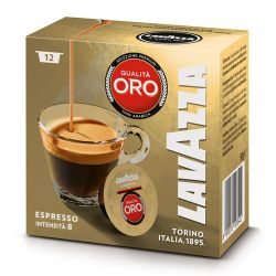 Picture of 120 Cialde LAVAZZA A MODO MIO - QUALITA' ORO