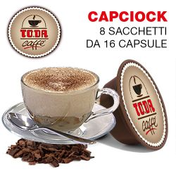 Picture of 128 Capsule CAPCIOCK Toda il Mio Gattopardo compatibili A Modo Mio
