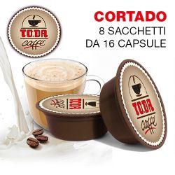 Picture of 128 Capsule CORTADO Toda il Mio Gattopardo compatibili A Modo Mio