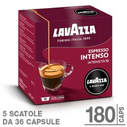 Picture of 180 Cialde LAVAZZA A MODO MIO - INTENSO