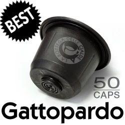 Picture of 50 capsule Caffè Best Gattopardo compatibile Nespresso