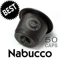 Picture of 50 capsule Caffè Best Nabucco compatibile Nespresso