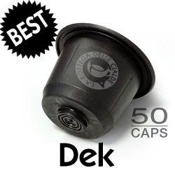 Picture of 50 capsule Caffè  Best Decaffeinato compatibile Nespresso