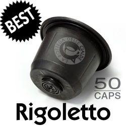 Picture of 50 capsule Caffè Best Rigoletto compatibile Nespresso